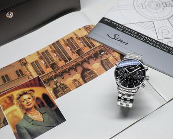 Sinn Uhren: Company — History